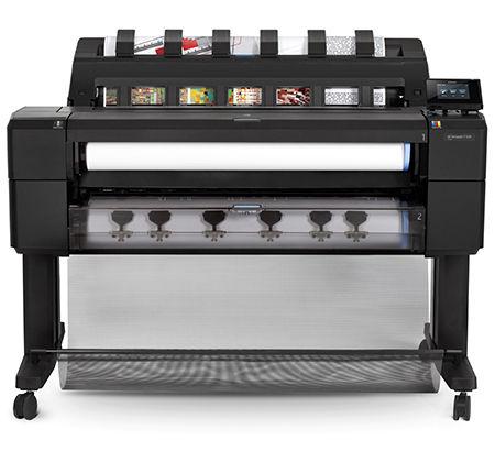 HP DesignJet T1530 plotter
