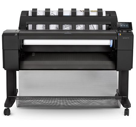 HP DesignJet T930 plotter